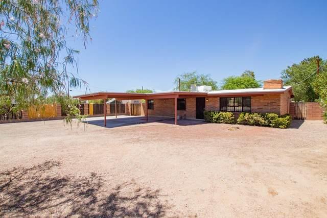 1642 W Kilburn Street, Tucson, AZ 85705 (#22016206) :: Luxury Group - Realty Executives Arizona Properties