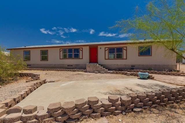 6096 N Van Ark Road #2, Tucson, AZ 85743 (#22016209) :: Tucson Property Executives