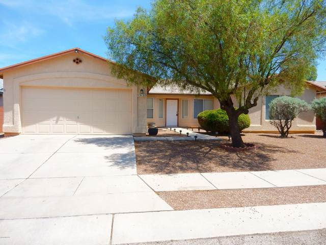 10127 E Sunrise Meadow Place, Tucson, AZ 85747 (#22016218) :: Keller Williams