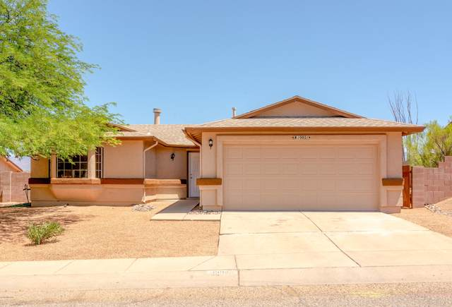10021 E Falcon Point Drive, Tucson, AZ 85730 (#22016222) :: The Local Real Estate Group   Realty Executives
