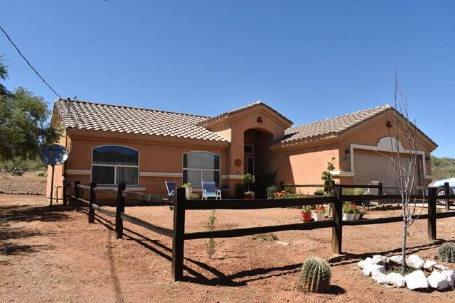 1836 Circulo Canada, Rio Rico, AZ 85648 (#22016223) :: Keller Williams
