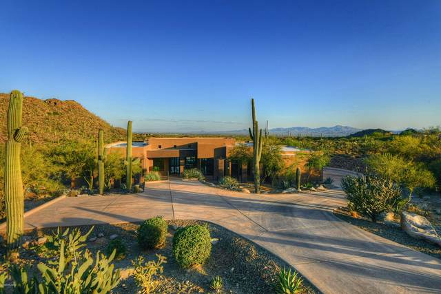 13964 N Copper Sunset Drive, Marana, AZ 85658 (MLS #22016226) :: The Property Partners at eXp Realty