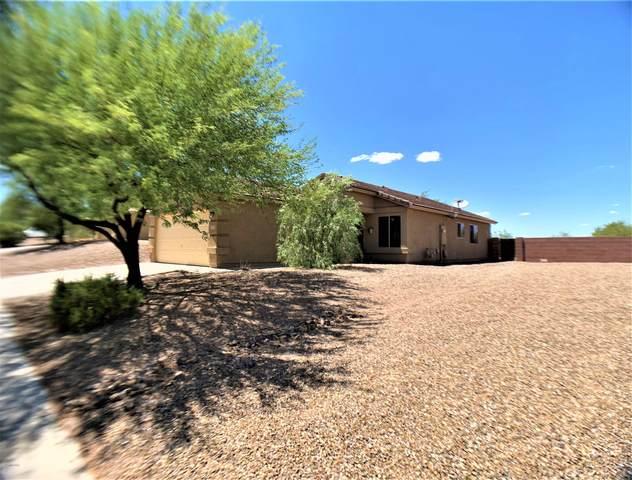 708 W Echo Mesa Drive, Green Valley, AZ 85614 (#22016231) :: Luxury Group - Realty Executives Arizona Properties