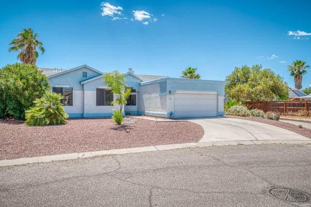 4711 S Barrington Place, Tucson, AZ 85730 (#22016235) :: The Local Real Estate Group | Realty Executives