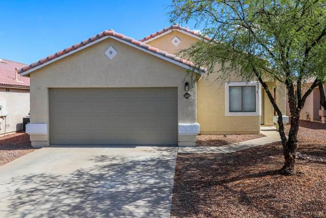 2639 W Cezanne Circle, Tucson, AZ 85741 (#22016254) :: Long Realty - The Vallee Gold Team