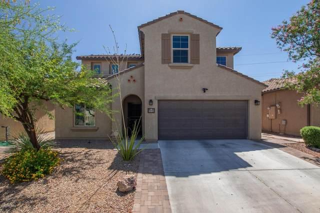 5587 S Sunrise Peak Road, Tucson, AZ 85747 (#22016262) :: Long Realty - The Vallee Gold Team