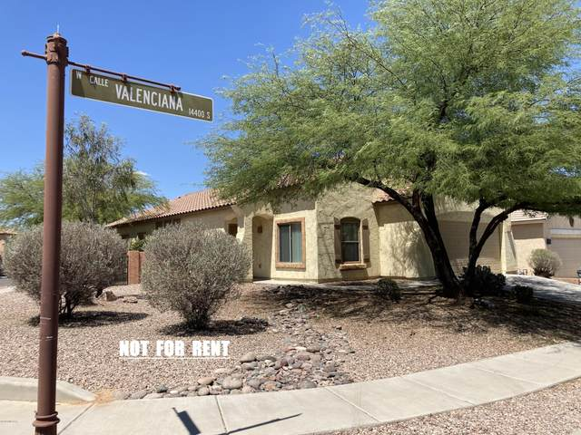970 W Calle Valenciana, Sahuarita, AZ 85629 (MLS #22016265) :: The Property Partners at eXp Realty