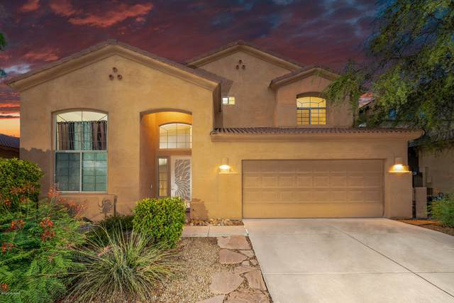 10447 E Rita Ranch Crossing Circle, Tucson, AZ 85747 (#22016270) :: Long Realty - The Vallee Gold Team