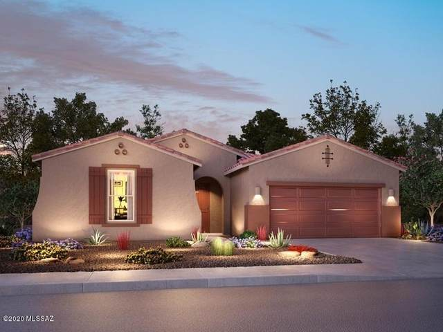 730 E Silver Canyon Place, Oro Valley, AZ 85737 (#22016280) :: Long Realty - The Vallee Gold Team