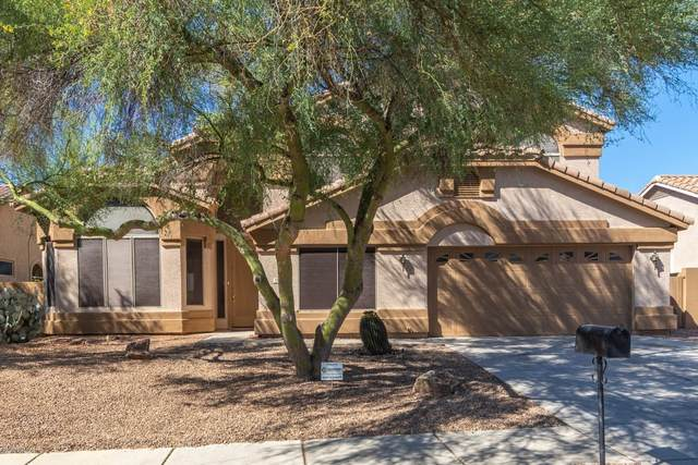 11251 N Twin Spur Court, Oro Valley, AZ 85737 (#22016283) :: Keller Williams