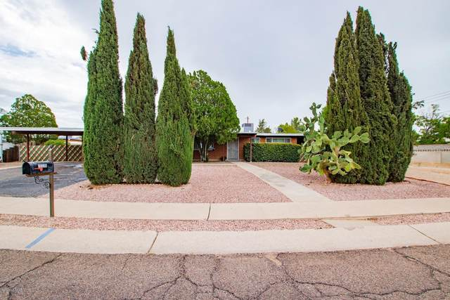 7338 E Juarez Street, Tucson, AZ 85710 (#22016284) :: Long Realty Company