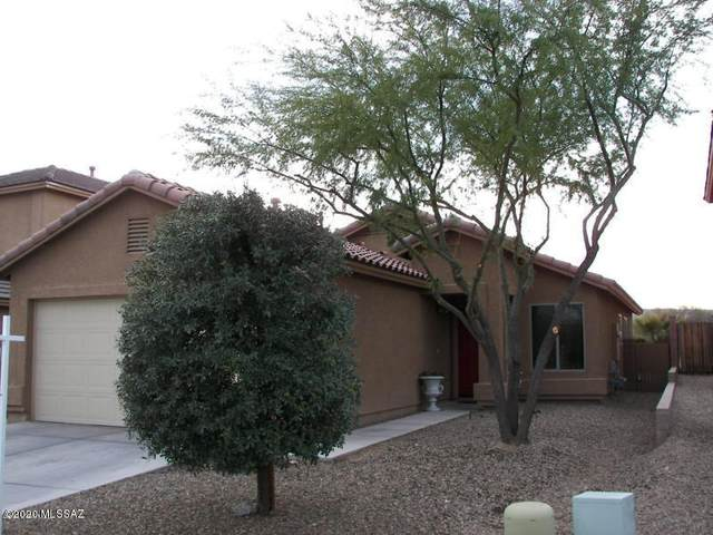 18292 S Dusk View Drive, Green Valley, AZ 85614 (MLS #22016288) :: The Property Partners at eXp Realty