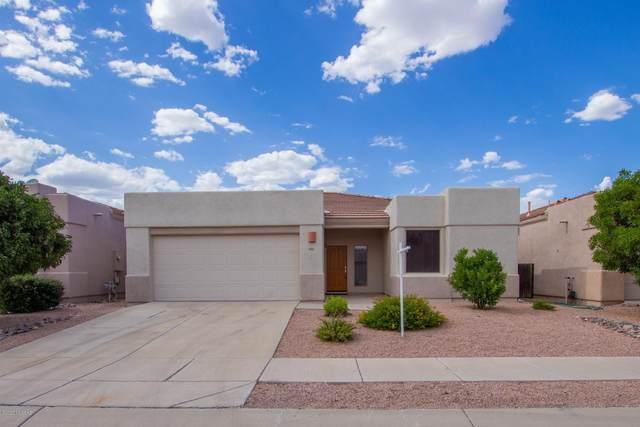 7451 E Placita Luz De La Luna, Tucson, AZ 85715 (#22016290) :: The Local Real Estate Group | Realty Executives