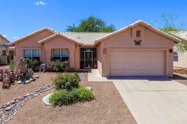 10122 E Paseo San Bernardo, Tucson, AZ 85747 (#22016306) :: Gateway Partners