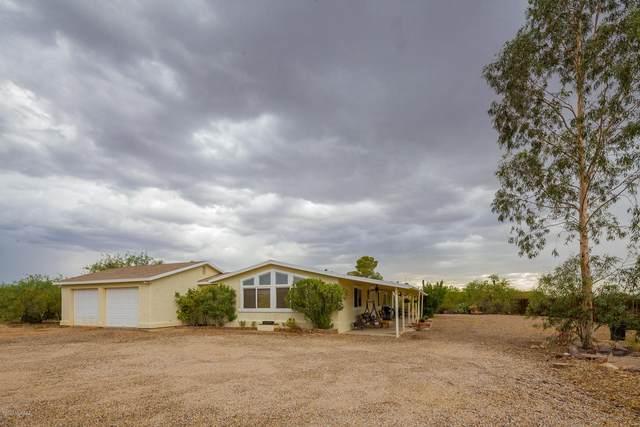 13475 E Wildcat Mesa Drive, Vail, AZ 85641 (#22016311) :: Keller Williams