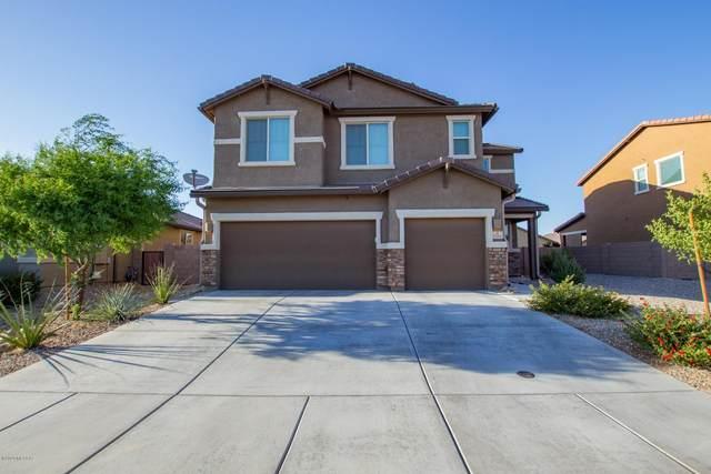 11096 W Dawnlight Drive, Marana, AZ 85653 (#22016313) :: Long Realty - The Vallee Gold Team