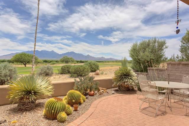 3785 S Camino Del Golfista, Green Valley, AZ 85614 (#22016319) :: Keller Williams