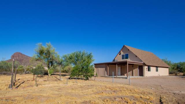 10510 W Massingale Road, Tucson, AZ 85743 (#22016320) :: Long Realty - The Vallee Gold Team