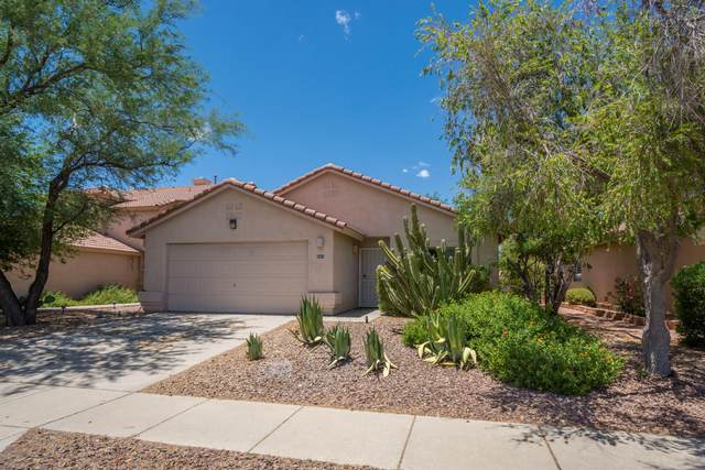 8681 N Frampton Place, Tucson, AZ 85742 (MLS #22016321) :: The Property Partners at eXp Realty