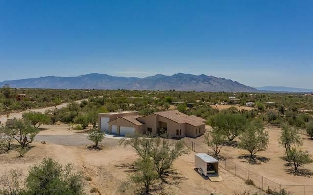 4545 W Turkey Lane, Tucson, AZ 85742 (#22016328) :: Luxury Group - Realty Executives Arizona Properties