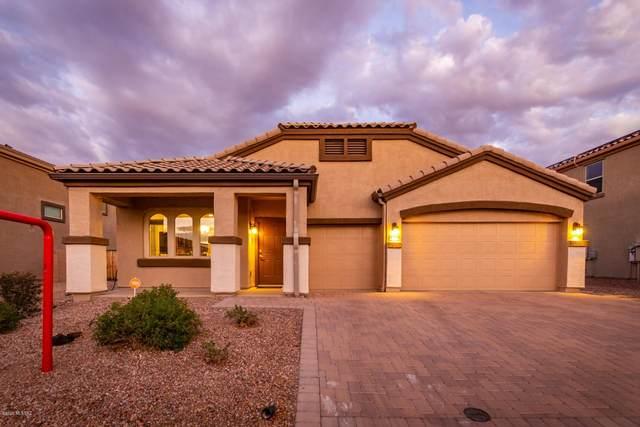 8785 W Moon Spring Road, Marana, AZ 85653 (#22016339) :: Long Realty - The Vallee Gold Team