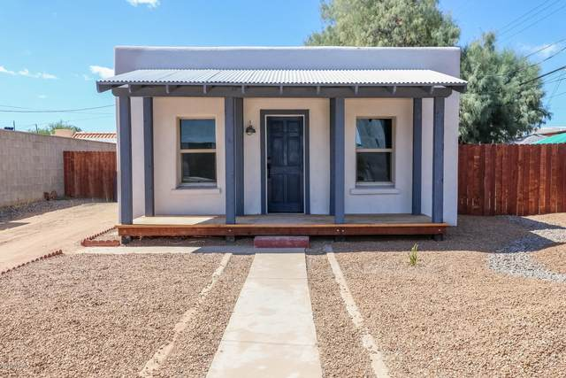 904 E Blacklidge Drive Tucson, Tucson, AZ 85719 (#22016340) :: Long Realty - The Vallee Gold Team