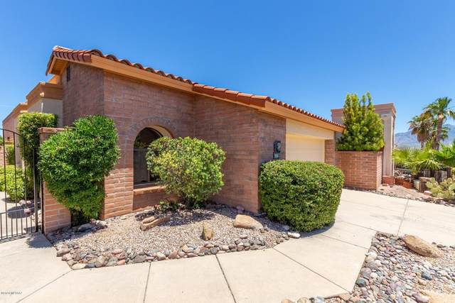 1622 W Vuelta Salvatierra, Green Valley, AZ 85622 (#22016347) :: Long Realty - The Vallee Gold Team