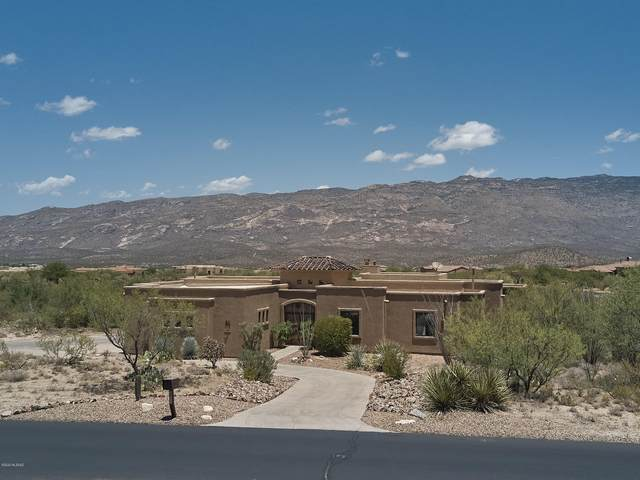 14683 E Circle H Ranch Place, Corona de Tucson, AZ 85641 (#22016355) :: Keller Williams