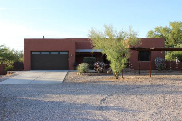8076 W Millipede Place, Tucson, AZ 85735 (#22016365) :: Long Realty - The Vallee Gold Team