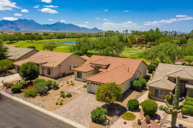 2076 E Desert Fox Drive, Green Valley, AZ 85614 (#22016377) :: Long Realty Company