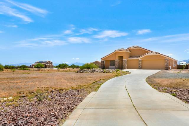 17839 S Powder River Trail, Sahuarita, AZ 85629 (MLS #22016382) :: The Property Partners at eXp Realty