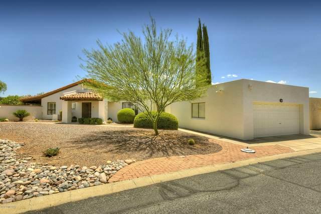 1672 W Calle Hacienda, Green Valley, AZ 85622 (#22016385) :: Keller Williams