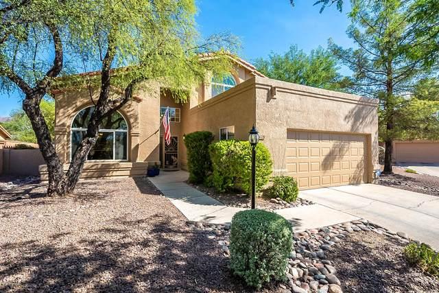 7391 E Santidad Place, Tucson, AZ 85750 (#22016388) :: Long Realty Company