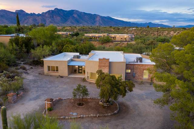 712 W Cresta Loma Drive, Tucson, AZ 85704 (#22016391) :: Long Realty - The Vallee Gold Team