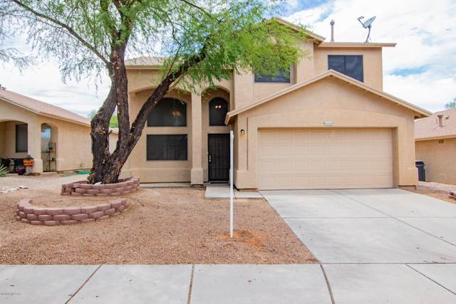 8668 S Desert Rainbow Drive, Tucson, AZ 85747 (#22016395) :: Long Realty - The Vallee Gold Team