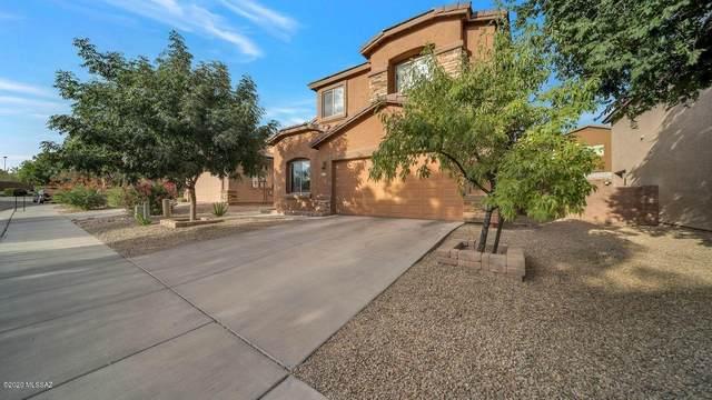 8252 N Converse Court, Tucson, AZ 85741 (#22016397) :: Keller Williams