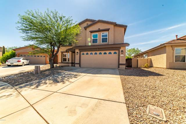 13127 N Deergrass Drive, Oro Valley, AZ 85755 (#22016401) :: Keller Williams
