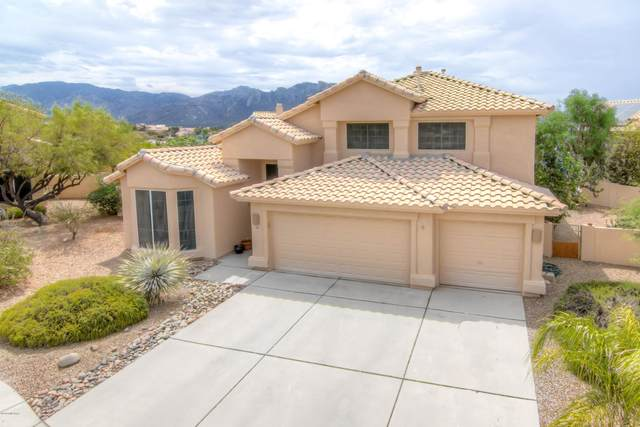 11268 N Running River Place, Oro Valley, AZ 85737 (#22016404) :: Keller Williams
