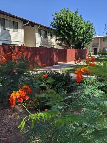1348 S Avenida Polar K-207, Tucson, AZ 85710 (#22016414) :: Long Realty Company