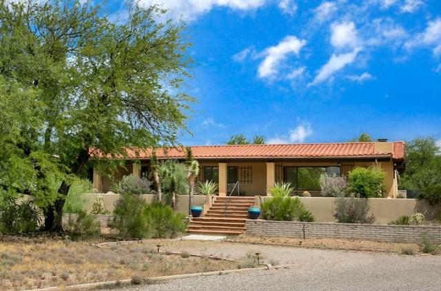 808 W Pso Del Canto, Green Valley, AZ 85622 (#22016415) :: Long Realty Company