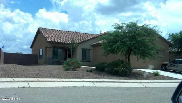 997 S Throne Room Street, Benson, AZ 85602 (#22016417) :: Luxury Group - Realty Executives Arizona Properties