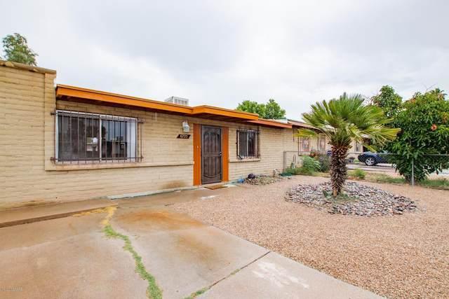 6725 E Hawk Drive, Tucson, AZ 85730 (#22016422) :: Long Realty Company