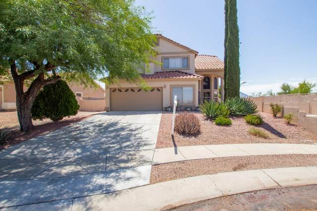 11272 N Chynna Rose Place, Tucson, AZ 85737 (#22016423) :: Long Realty - The Vallee Gold Team