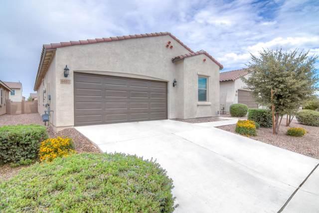 6607 E Via Jardin Verde, Tucson, AZ 85756 (#22016427) :: Gateway Partners