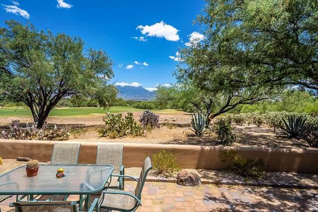 3877 S Camino Del Golfista, Green Valley, AZ 85614 (#22016428) :: Long Realty Company