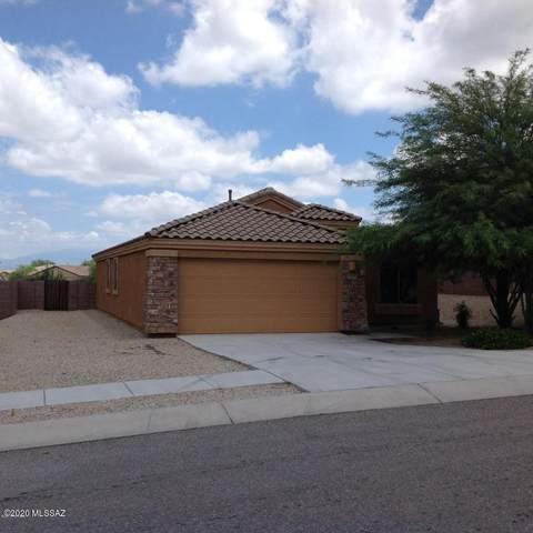 655 S Willis Ray Avenue, Vail, AZ 85641 (#22016434) :: Keller Williams