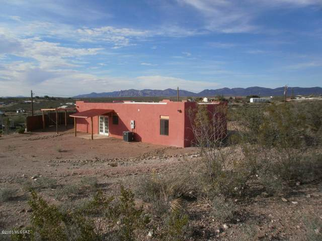 1583 N Orante Road, Tombstone, AZ 85638 (#22016435) :: Long Realty - The Vallee Gold Team