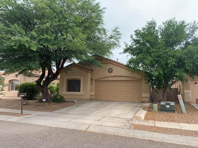 10443 E Oakbrook Street, Tucson, AZ 85747 (#22016438) :: Long Realty - The Vallee Gold Team