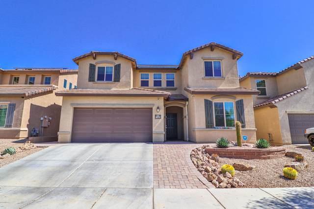10773 E Winter Gold Drive, Tucson, AZ 85747 (#22016441) :: Gateway Partners