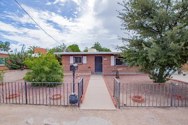 2767 N Alvernon Way, Tucson, AZ 85712 (#22016451) :: Long Realty - The Vallee Gold Team